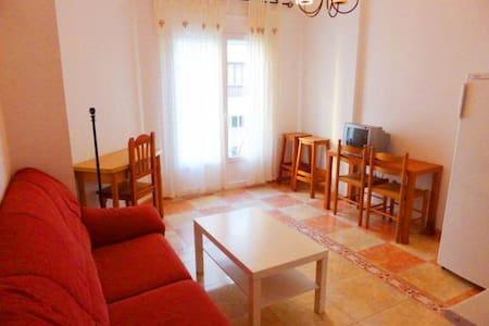 Acojedor apartamento en Garrucha - Garrucha - Huoneisto