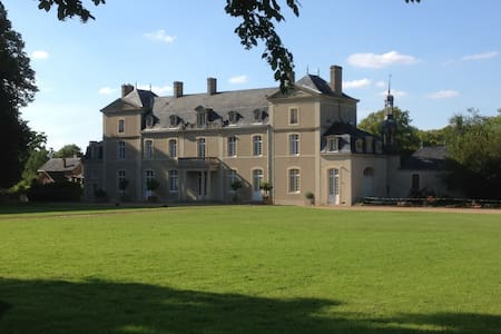 Château d'Eporce - La Quinte - Bed & Breakfast