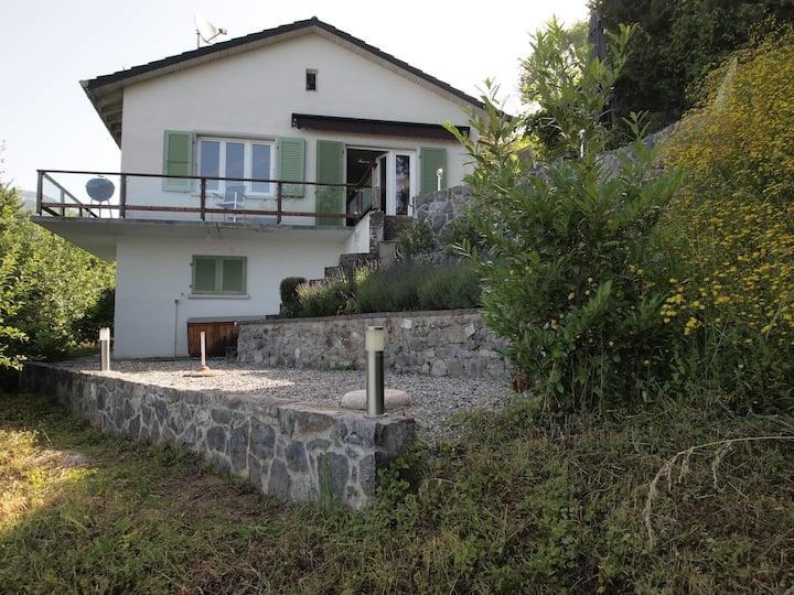 Glion/Montreux Villa Gais Alpins