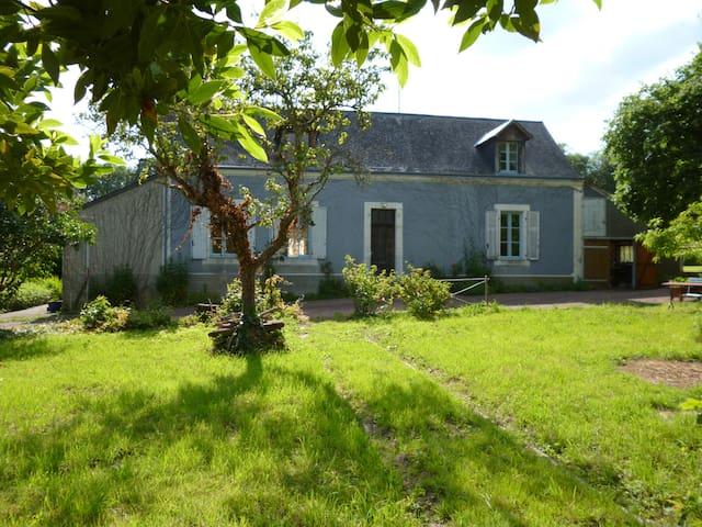maison forestière de 1812 - Jupilles - Rumah
