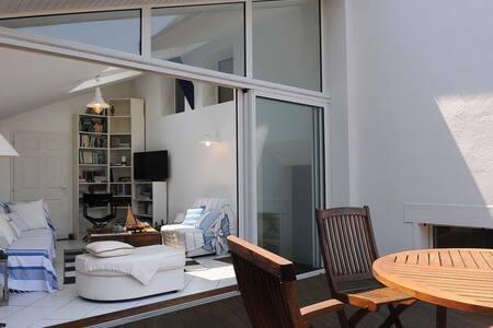 maison très bien située  terrasse - Île-aux-Moines - 独立屋