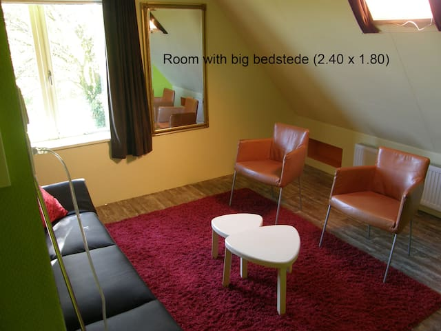 Room 2a B&B de Opkikker - Giethoorn - Bed & Breakfast