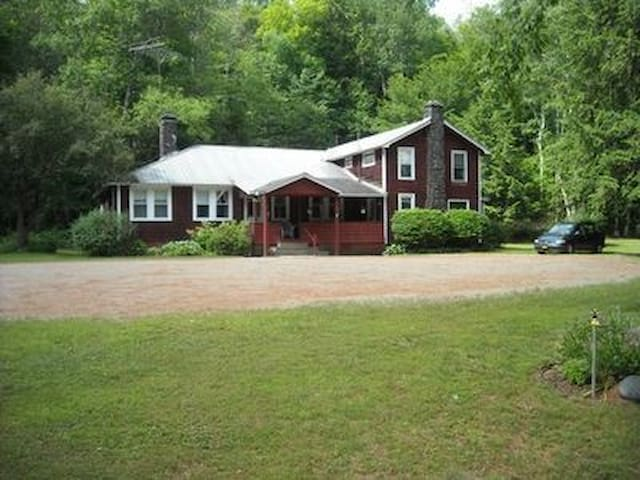 Gore Mt. Ordway Pond **PRIVATE 10 ACRE LAKE**