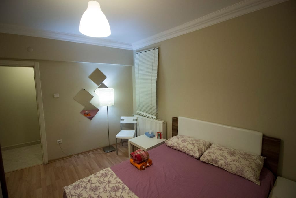 Comfortable Room 3 in A Big Aprtmnt