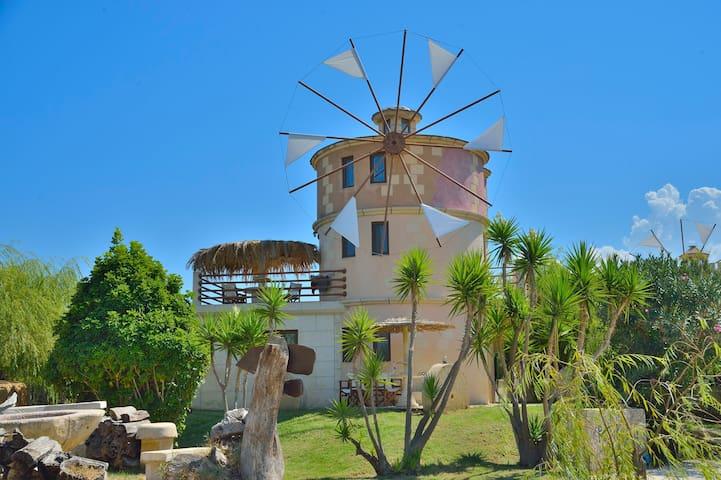 Windmühlen Maisonette (4/6) - Δραπανιας - Far