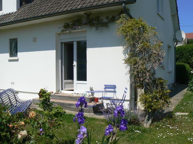 Calme, mer et campagne - Criel-sur-Mer - Leilighet