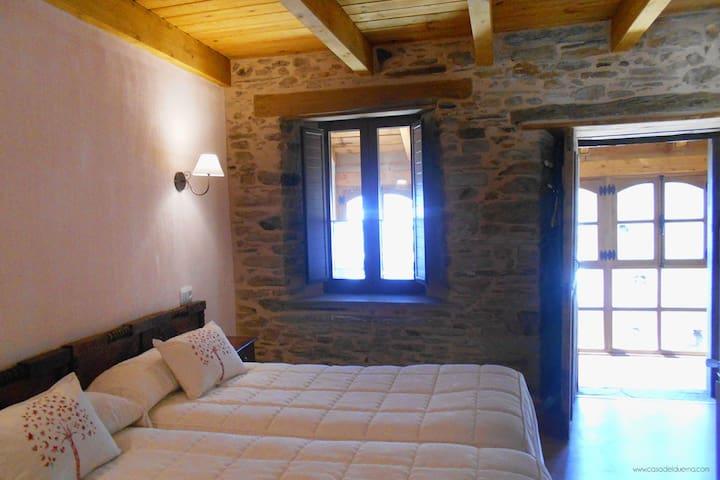Apartamento rural cerca de Astorga - Chana de Somoza - Apartamento