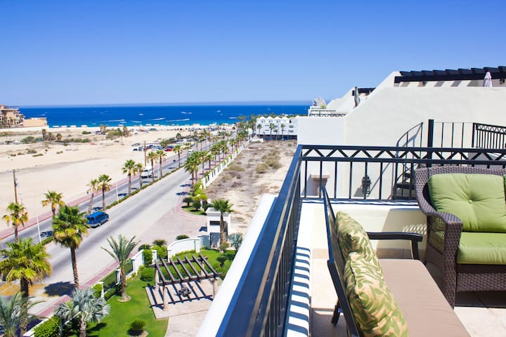 Luxury Penthouse at Medano Beach - Cabo San Lucas - Apartamento