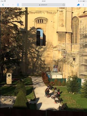 Superbe appartement centre historique de Narbonne