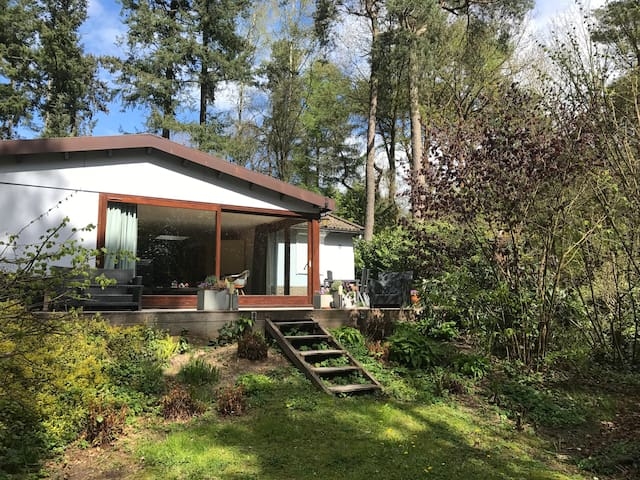 Detached Bungalow in Nature Reserve in Baarn - Baarn - Bungalow