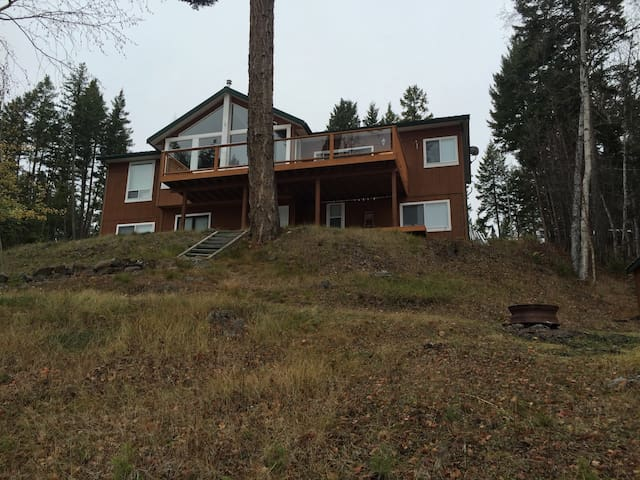 High Upon the Hill Lake Front Vacation Rental
