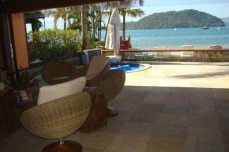 Linda casa em Angra na beira do Mar - Angra dos Reis - House - 2