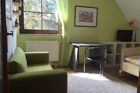 Gemütliches Zimmer - Uttenreuth - Дом