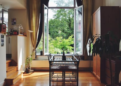 Cosy apartment in the heart of BXL - Saint-Gilles - Lakás