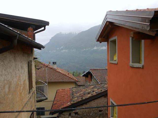 vacanze tra i laghi - Carlazzo - Haus