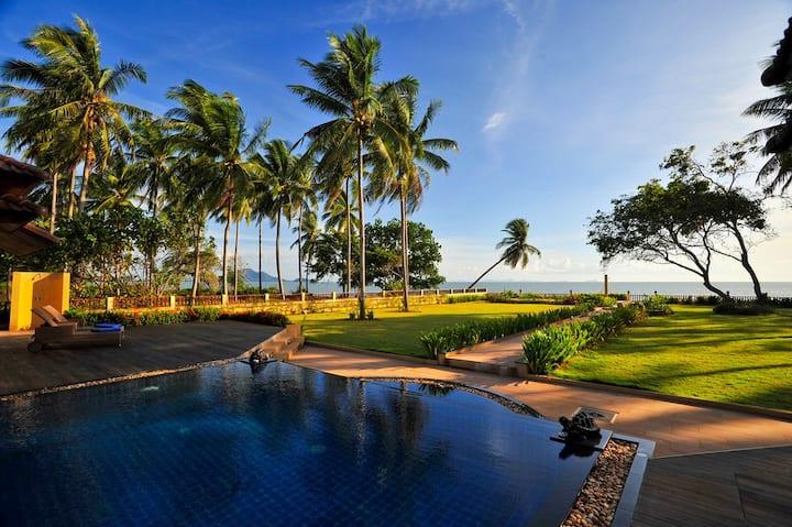 Krabi Sunset Beachfront Villa One