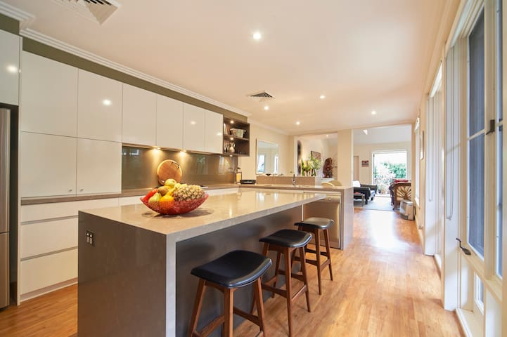 Stylish Waverton Home - Waverton - บ้าน