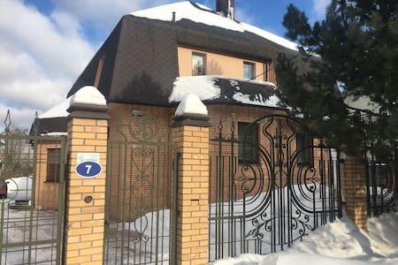 Дом в Картмазово - Kartmazovo