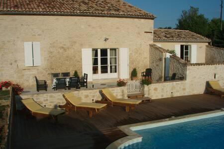 La grange du vieux bourg - Saint-Remy - Rumah