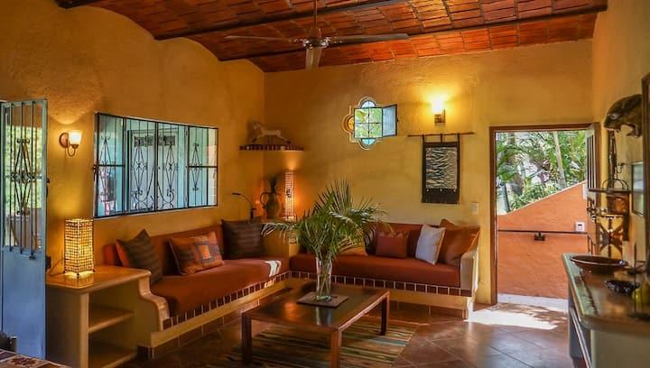Jardín Suite - Villa Iguana Verde