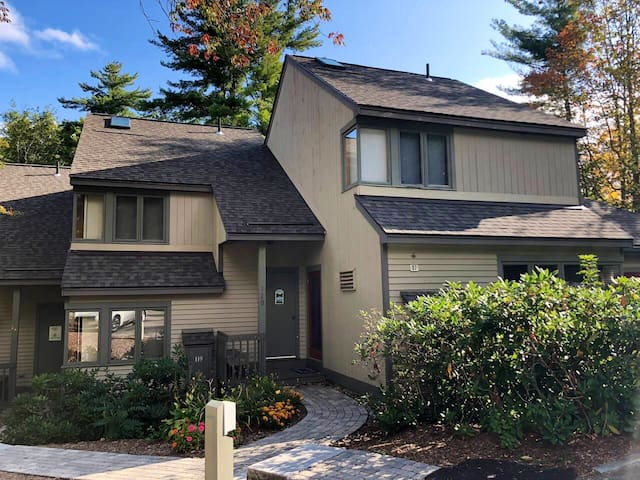 Samoset Townhouse on Beautiful Lake Winnipesaukee