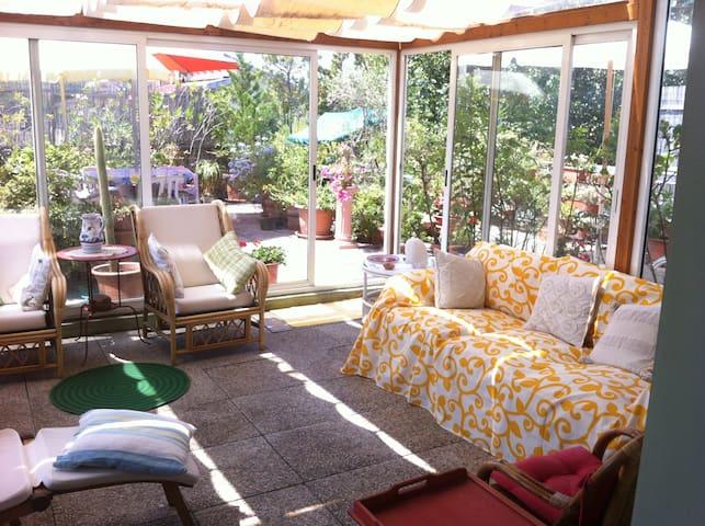 Attico terrazza in fiore - Viareggio - Apto. en complejo residencial