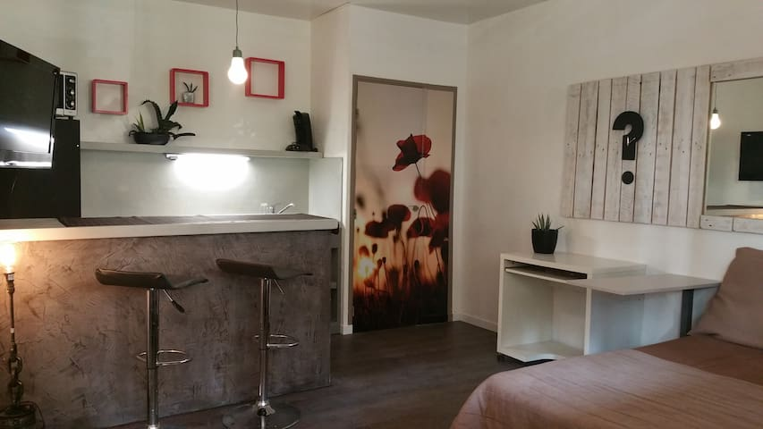 Studio proche du centre ville - Saint-Raphaël - Appartement