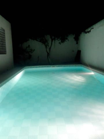 big villa, private pool (seaside) - Soliman  - Willa