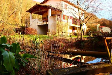 maison de caractère dans les bois - Saint-André
