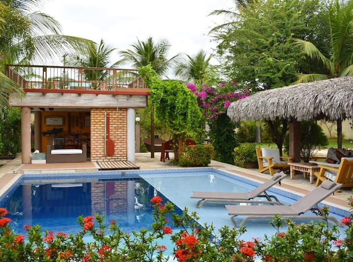 Casa Dias de Vento Cumbuco 01 suite de luxo