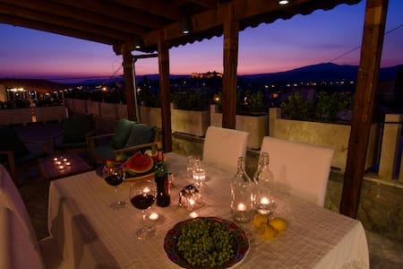 Sunset House  Sensational views - Selçuk - House - 0