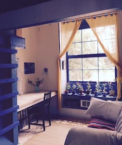 Writer/artist studio w/bedroom - Lopez Island