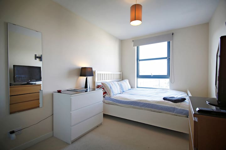 Private Room in Modern Apartment - Aberdeen - Apartamento