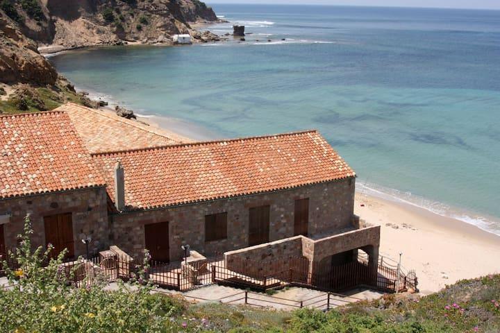 Casa Martina, Portopaglia beach