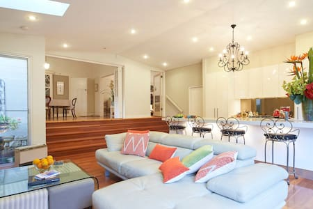 1, 2 B/Room Happy Home parking wifi - Neutral Bay - Bed & Breakfast