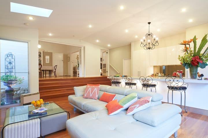 1 or 2 B/Rm Sydney house & garden, city fringe