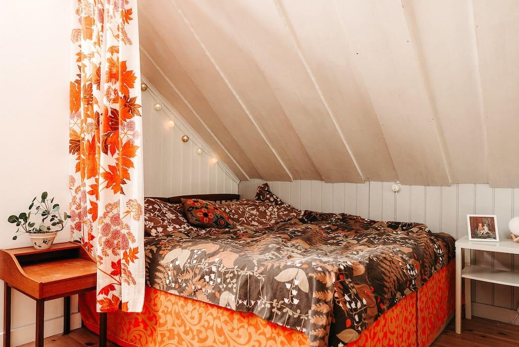 The big bedroom upstair