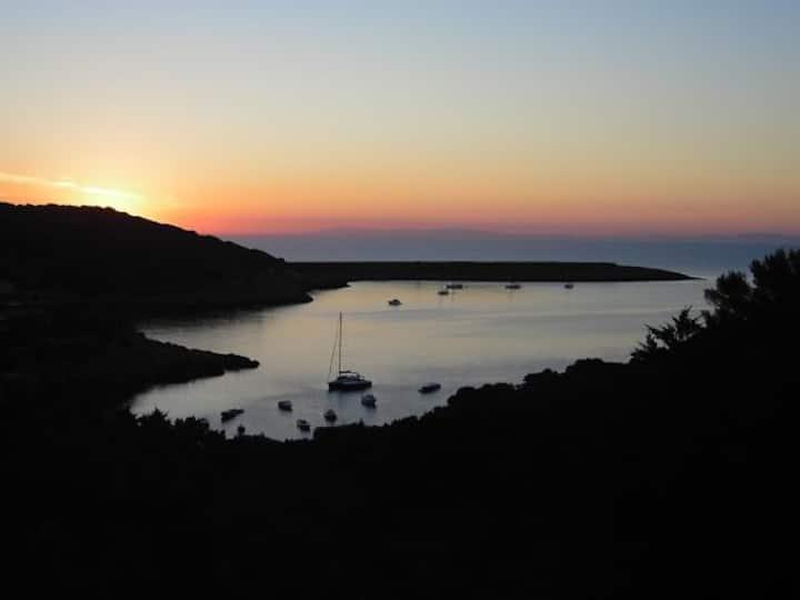 """"""" Casa sul mare in Toscana isola di Giannutri """""""