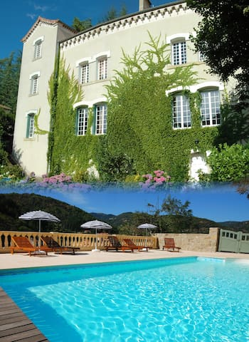 Aussi Hospitality w French Finesse  - Vals-les-Bains - Bed & Breakfast