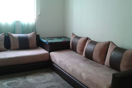 Appartement coquet Temara  Wifak