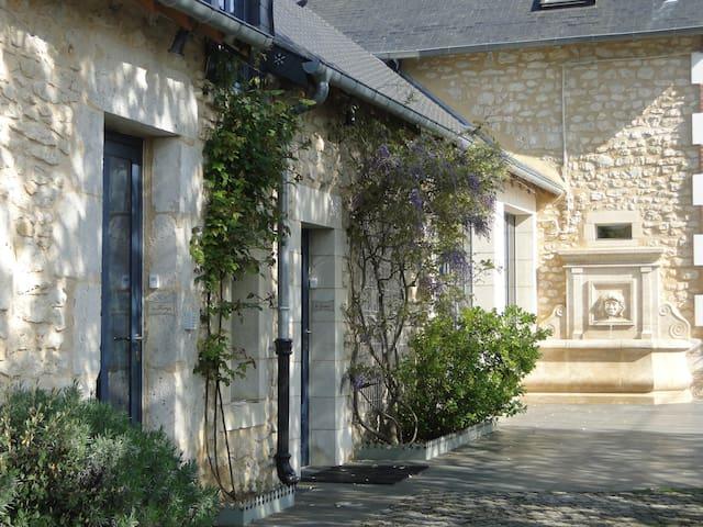 Maison de caractère en Berry - La Chapelle-Saint-Ursin