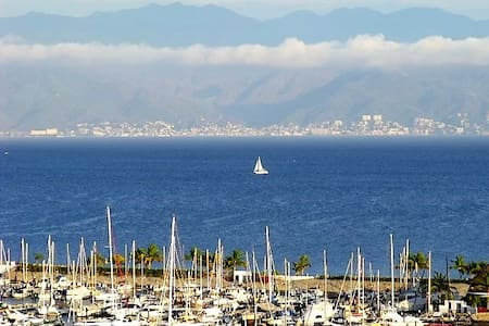 Studio Ocean View | Beach 5min | - La Cruz de Huanacaxtle - Wohnung