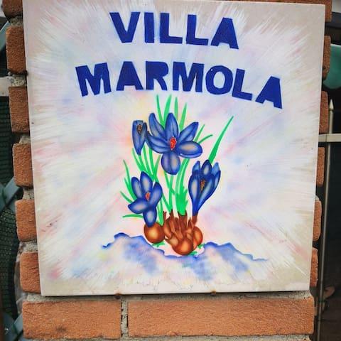 VILLA MARMOLA Fiera-Ospedale-Stazione-Servizi