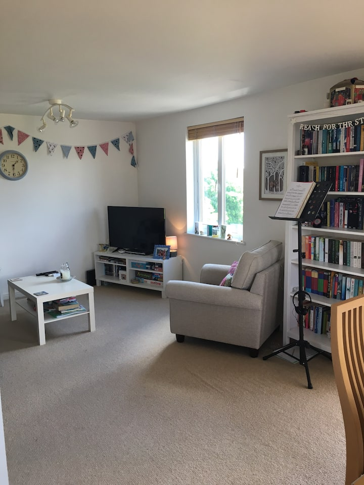 CHAMPIONS LEAGUE! 2B apartment in Cardiff Bay