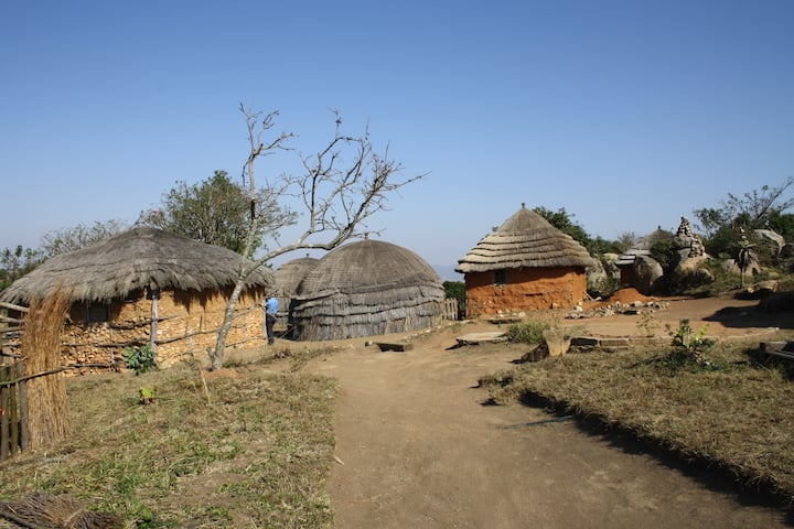kaPhunga Village 60 km away from Manzini