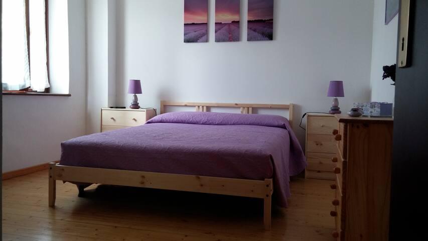 B&B 'Zita' stanza lavanda - Levico Terme - Bed & Breakfast