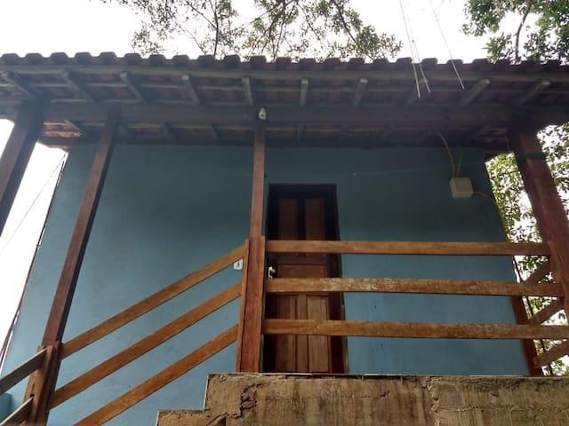 Suítes Cachoeira 1