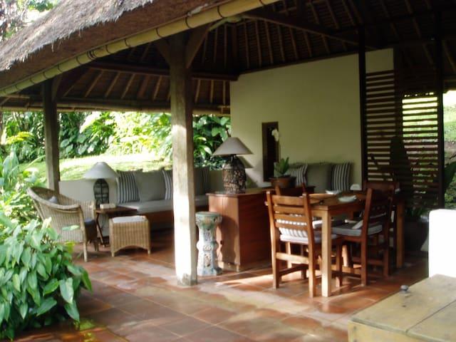 Villa Sungai, Rivertop Villa in Central Ubud, Bali - Ubud - Villa