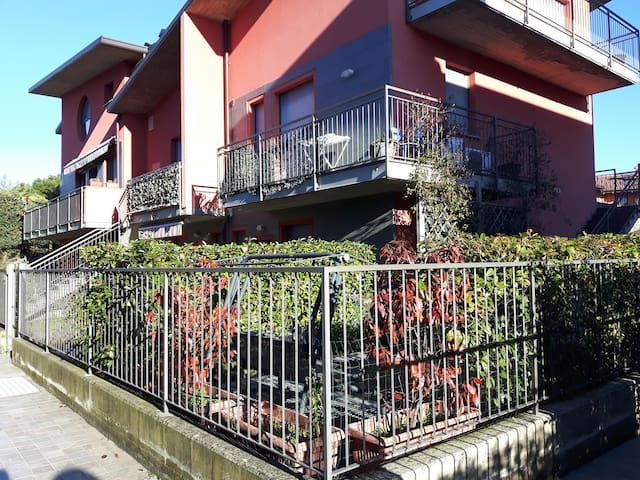 Villa/apartament Located 15km from Bergamo Airport
