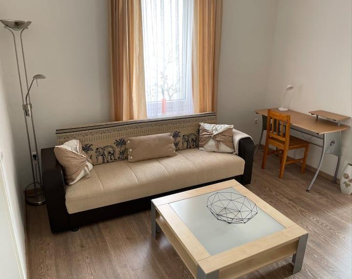 Tolle 2-Z.-Wohnung mit Terrasse in TOP-Lage